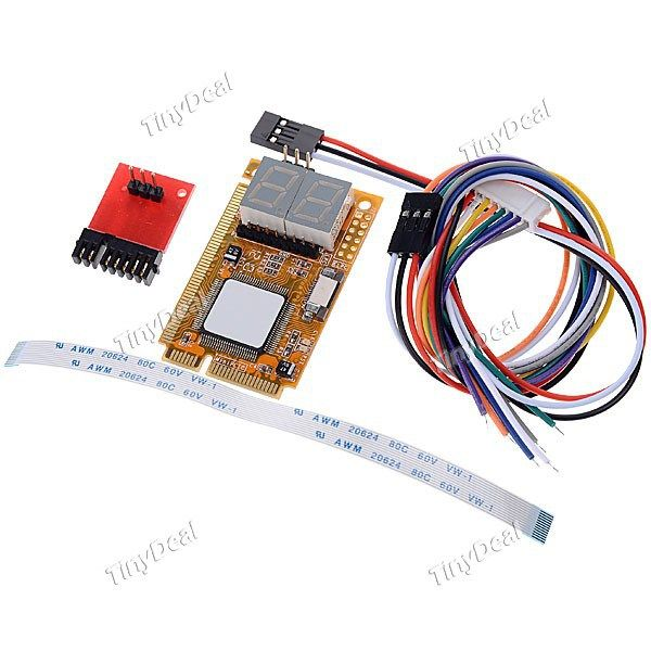 5 in 1 Mini Combo Debug Test Card for Laptop Motherboard