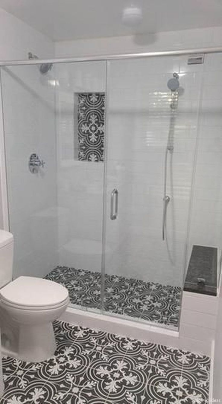 77 Fabulous Modern Farmhouse Bathroom Tile Ideas 52 (With ... on Farmhouse Bathroom Tile  id=94368