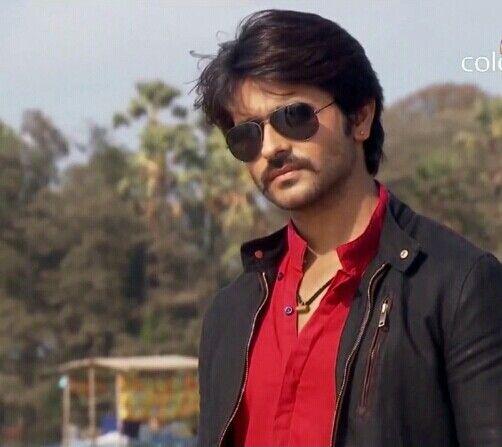Ashish Sharma (Rudra) rangrasiya حبيبي دائما
