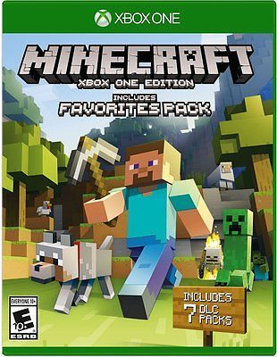 [$20.99 save 31%] Minecraft Favorites Pack for Microsoft Xbox One Brand NEW #LavaHot http://www.lavahotdeals.com/us/cheap/minecraft-favorites-pack-microsoft-xbox-brand/183651?utm_source=pinterest&utm_medium=rss&utm_campaign=at_lavahotdealsus