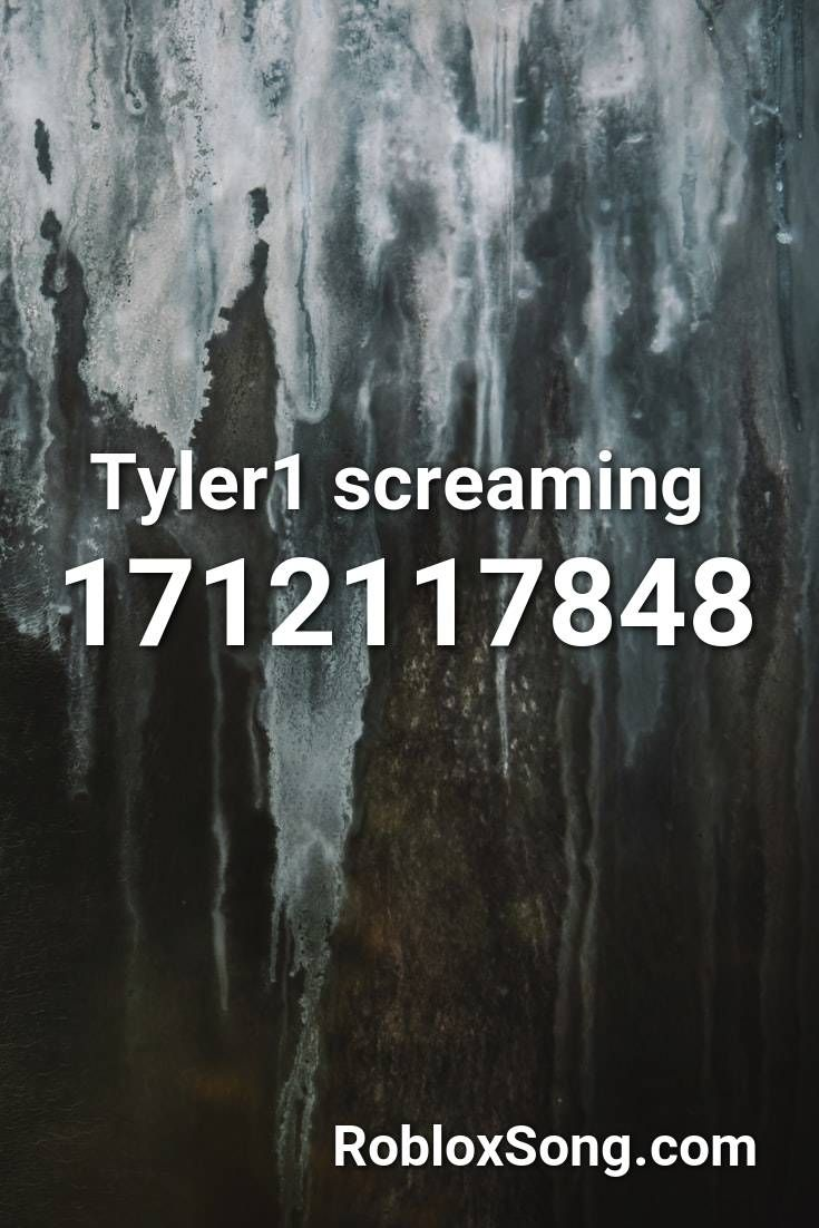 Fnaf Song Code For Roblox Tyler1 Screaming Roblox Id Roblox Music Codes In 2020 Roblox Fnaf Fnaf Sl