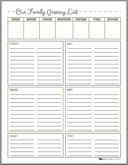 2035 best Checklists and Printables images on Pinterest Free - moving inventory list template