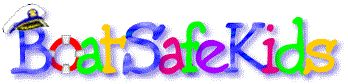 if you go online, great questions and games to help kids learn boat safety