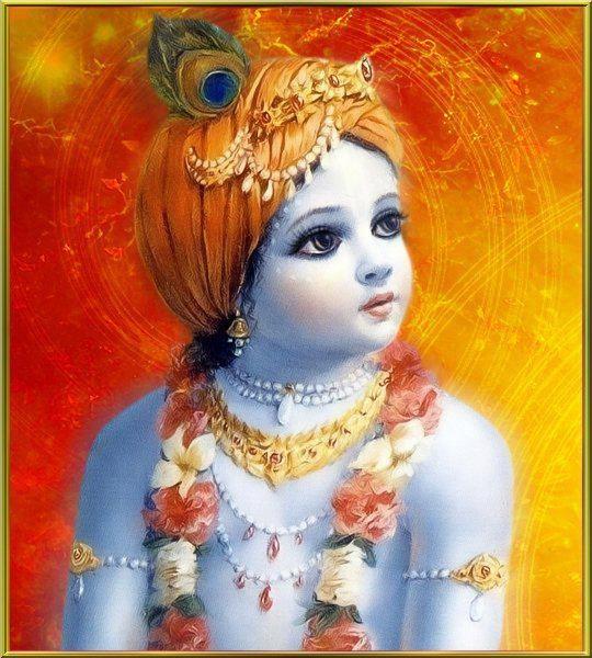 The Sweet Absolute Personality of Godhead - Sri Krsna