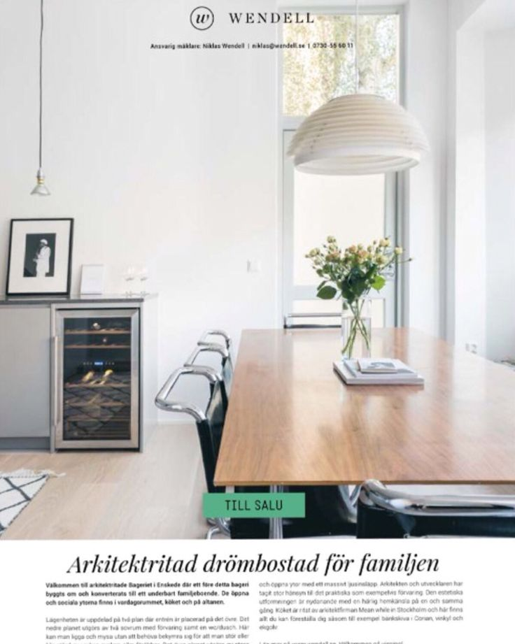 Annonsen i Södermalmsnytt..