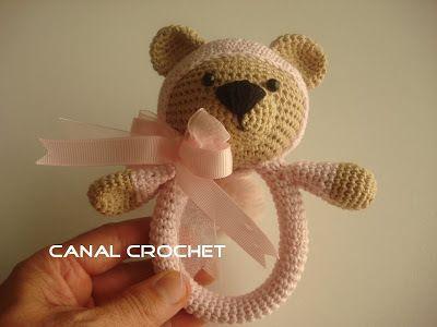 Osito Amigurumi Tutorial Canal Crochet : 1000+ images about crochet on Pinterest Amigurumi ...