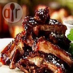 Foto recept: Chinese Spareribs uit de oven