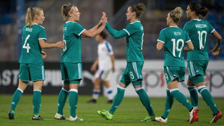 WM-Quali - Eigentor bewahrt DFB-Frauen vor Blamage - Sport - Bild.de
