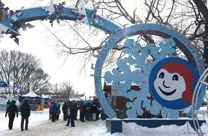 10 Reasons you should take your family to the Quebec Winter Carnival -- and one of them is NOT to take a snow bath (but you can do that too)!
