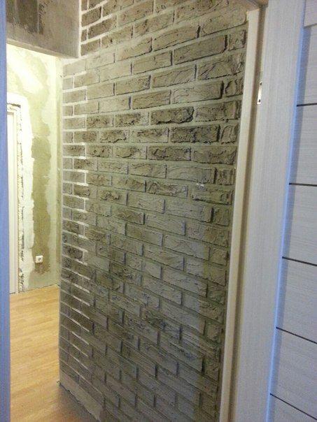 Кирпичная стена своими руками за 1000 р от пользователя «id1360759» на Babyblog.ru