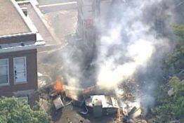 Huge Explosion At U.S School Multiple People Missing