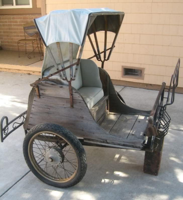my fab find: bicycle sidecar. | Rat Rod Bikes