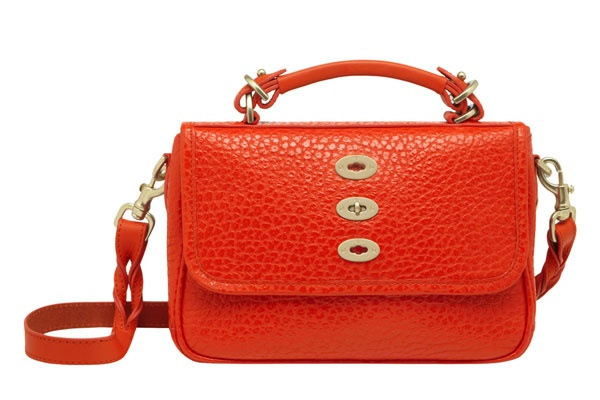 Mulberry Small Bryn in Flame