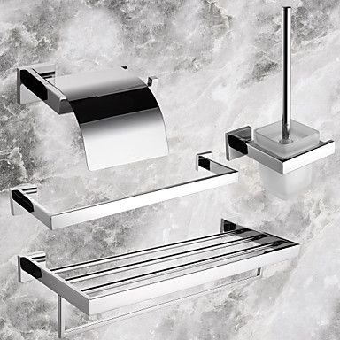 accessory set stainless steel wall mounted stainless steel