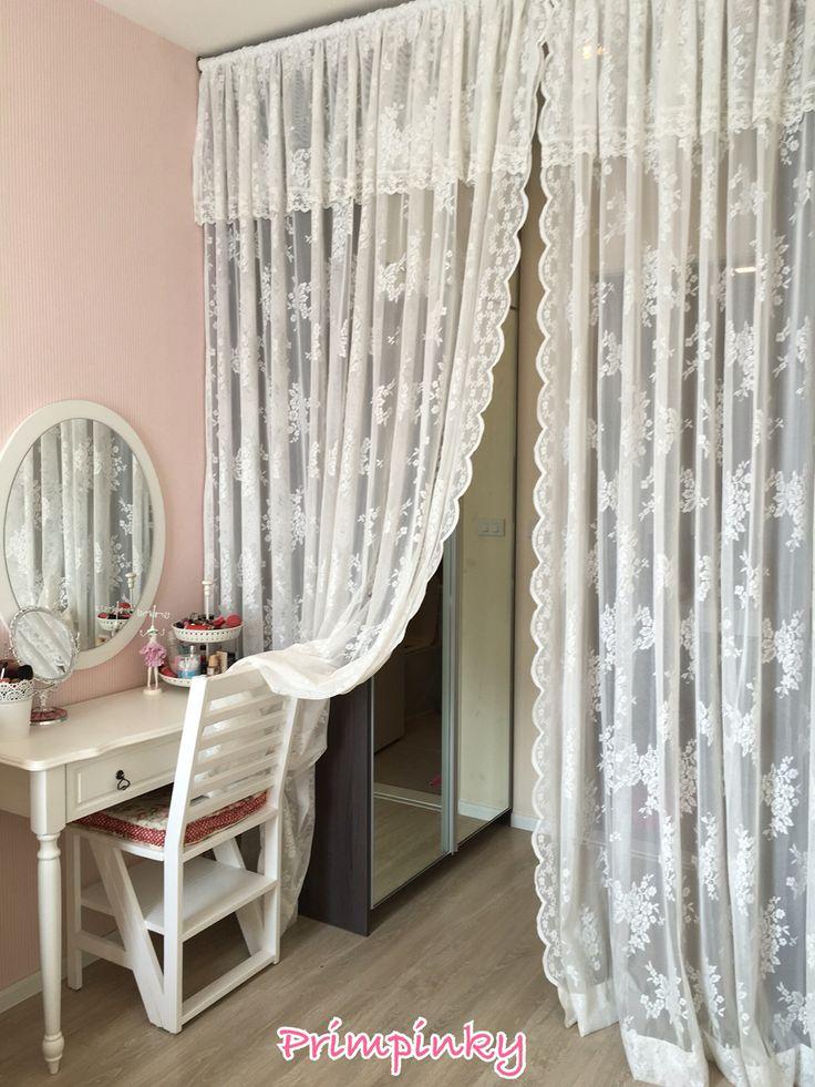 Vintage Curtains Bedroom