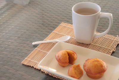 Muffins à la citrouille au safran AOP de Taliouine Pour 12 muffins Difficulté: moyenne