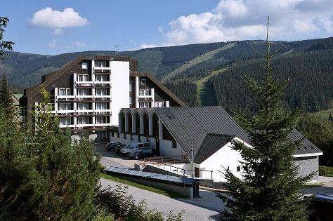 Hotel Astra - Špindlerův Mlýn  www.hotel-astra.cz Hotel 3*