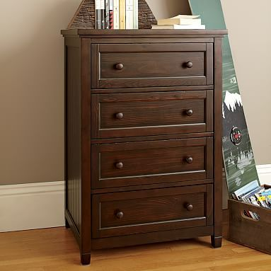 Beadboard 4 Drawer Dresser Pbteen Home Goods Pinterest Drawers And