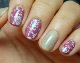 Reinovate: Stamping Nail Art Saturday - OPI Hawai'i