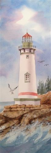 Lighthouse (Margie Whittington)