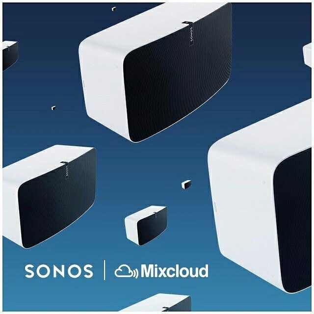 You can now listen to Mixcloud on Sonos!  Re-discover radio.  Find out more here: http://ift.tt/1XsyciF  #Radio #Wireless #HiFi #Sonos