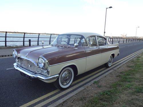 Vauxhall PA Cresta (1961)