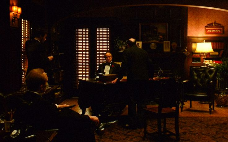 Godfather Scenes | MarioPuzo and Francis Ford Coppola (screenplay, based on a fiction by ...
