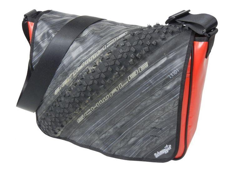 Messengerbags - Messenger Tasche lkw Plane Tasche aus LKW Plane - ein Designerstück von taschenmanufaktur-jansen bei DaWanda