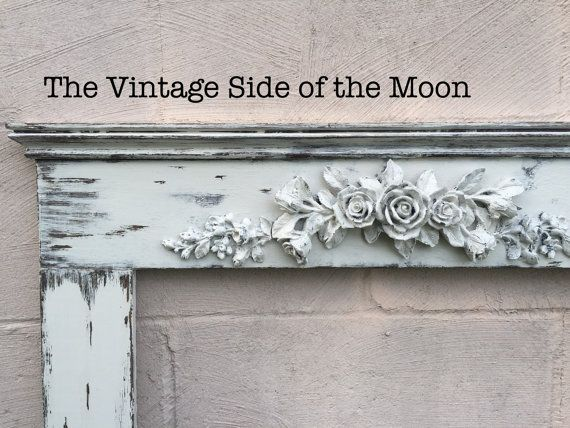 20x24 Picture Frame Wedding Picture Frame by VintageSideoftheMoon