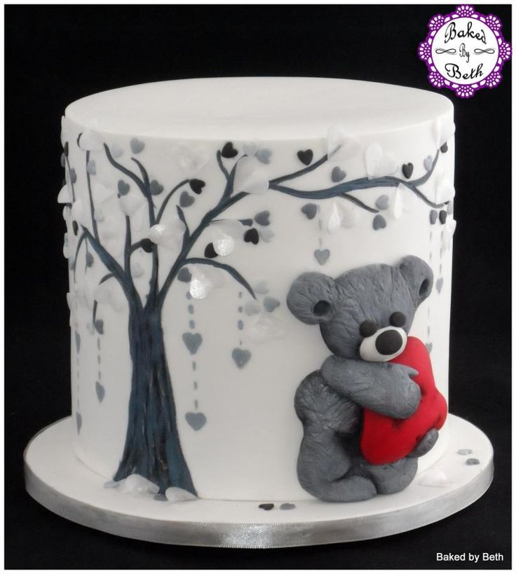 Depressed Cake Shop Auction by BakedbyBeth