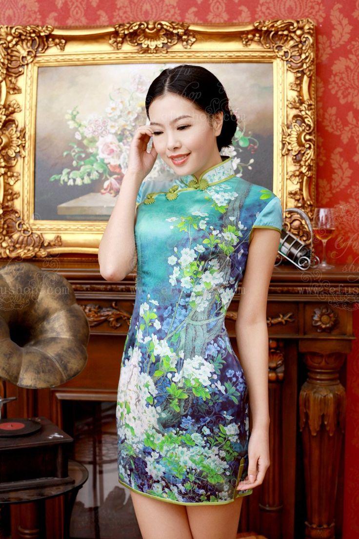 Ok wedding gallery the beauty dress of cheongsam 2013 - Cheongsam Qipao