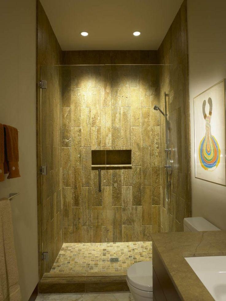 Bathroom Recessed Lighting Shower