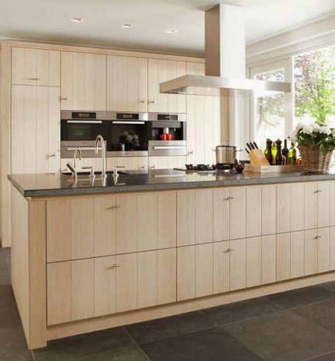 25 beste idee n over landelijke stijl keukens op pinterest - Oude stijl keuken wastafel ...