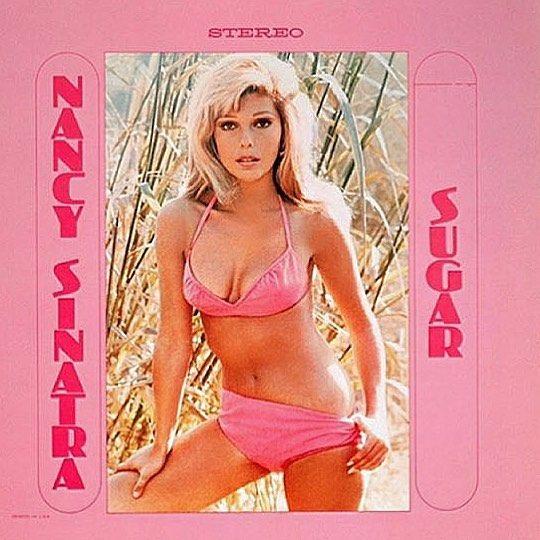Love Me Some Vanilla Sugar  #nancysinatra #sugar #vanillasugar #fuschia #typography #album #vinyl #sinatra #graphics #graphicdesign #swimsuit #bikini #retro #vintage #sugartown #1960s #60s by Zurvita Zeal Wellness