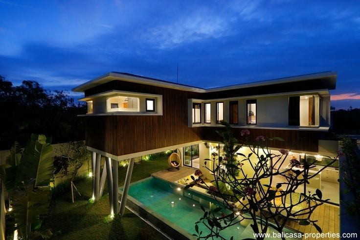 Berawa villa for sale with 4 bedrooms