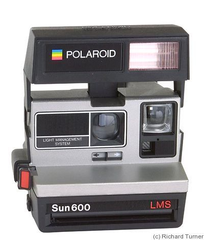 The Sun 600 is the one I want most! It looks really authentic and original, being one of the original cameras to have the 'box' form factor. Released in 1983, it takes 600 type film.