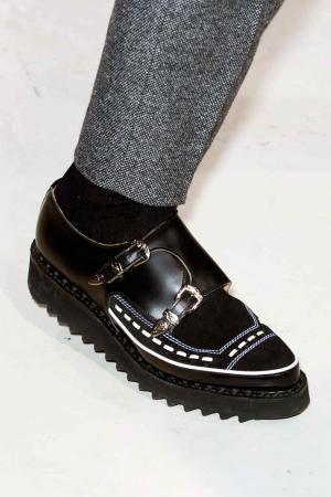 A/W 14/15 men's catwalks: complete footwear & accessories key item analysis
