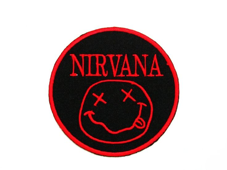 Nirvana American Rock Band Iron on Patch Embroidered Racing DIY T-shirt Jacket * See this great product.