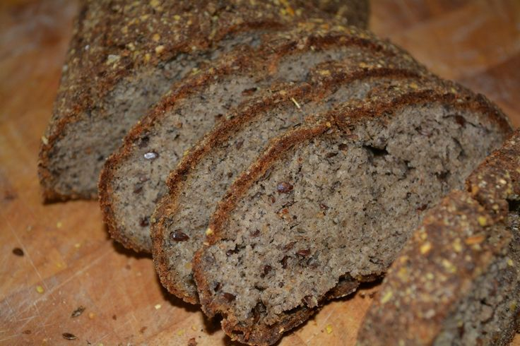 Quinoa & Buckwheat Gluten-Free Bread | kitchenoperas.com