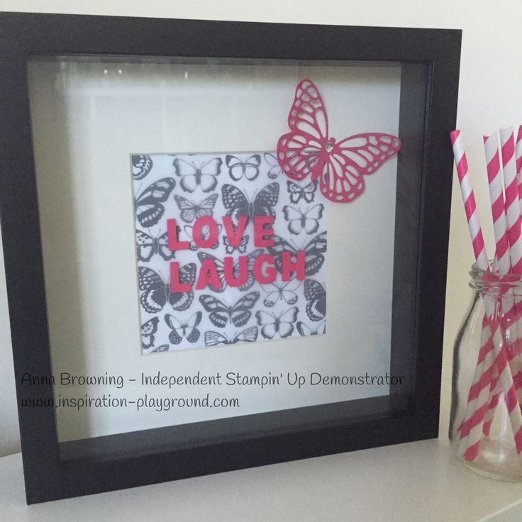 Inspiration Playground | Anna Browning – Independent Stampin' Up!® Demonstrator