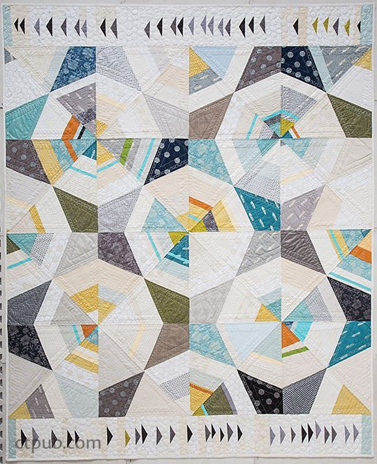 Octagon Quilting Templates : 97 best images about Geometric Quilts on Pinterest Triangle quilts, The magic and Grandmothers