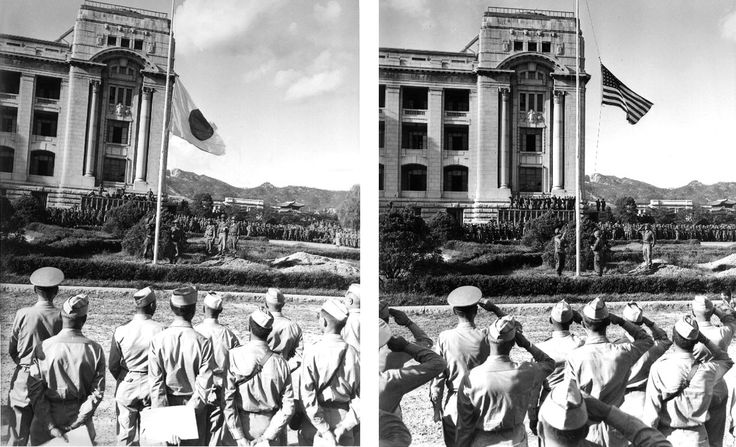 the history of the us occupation of japan On august 30, 1945, us gen douglas macarthur arrived in japan to organize the allied occupation of the country nbc coverage of the event includes news of released pows and the general's good .