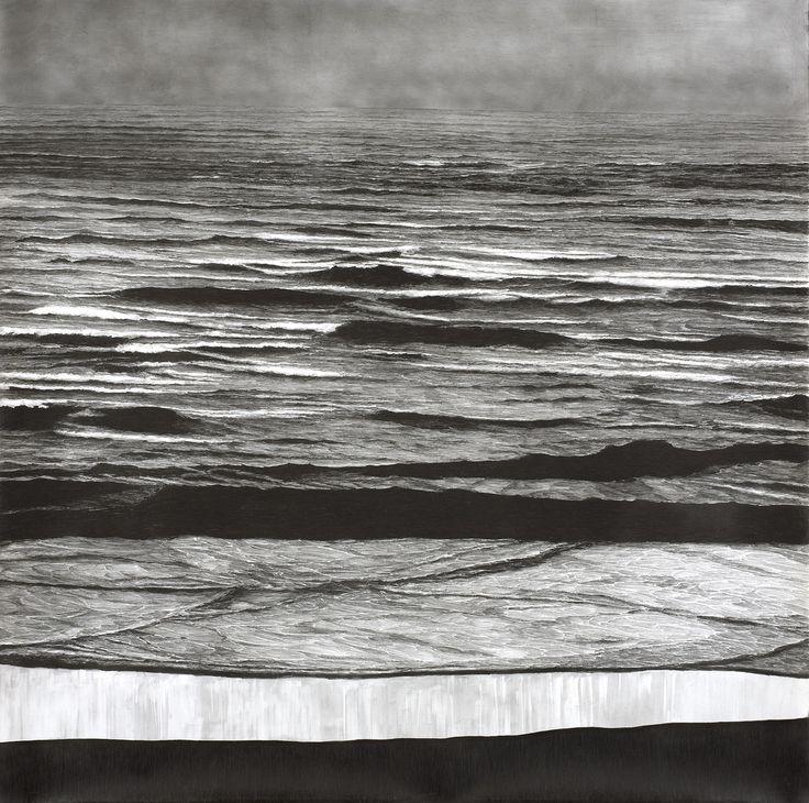 francisco faria - untitled. drawing, graphite on paper, 2007, 150x150cm.