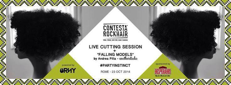 #events #ContestaRockHair #RNY #Desperados #Partyinstinct
