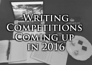A Curated List of Creative Writing Competitions in 2016