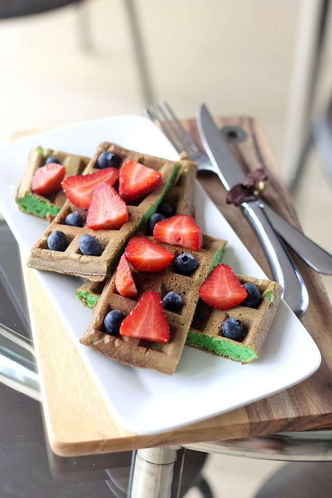 how to make the best protien waffle mix