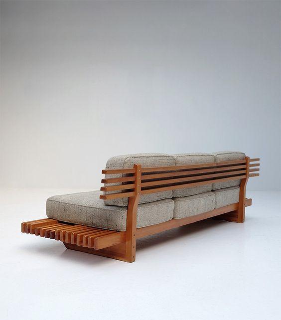 Handcrafted sofa 1960s roldan pinterest muebles for Muebles roldan