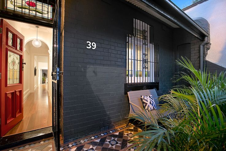 Stylishly renovated federation semi in convenient location - 39 Marion Street Leichhardt at Pilcher Residential