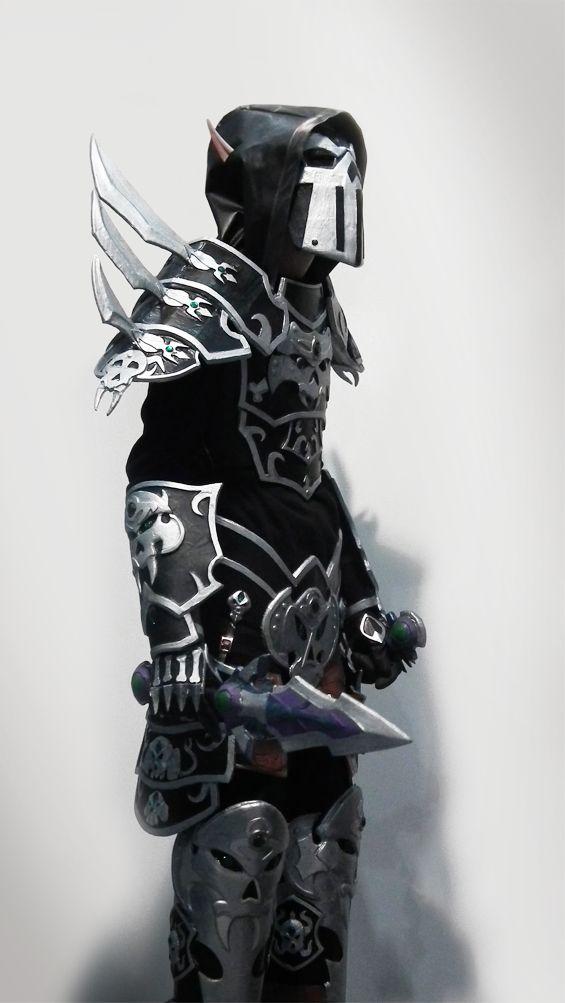 World of Warcraft - Rogue by ~OurDarkCircus on deviantART