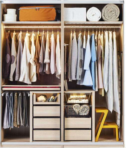 35 Images Of Wardrobe Designs For Bedrooms: 35 Best Home: Closet Images On Pinterest